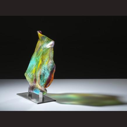 Glass Art and bodysculptures by artist Anneke van den Hombergh