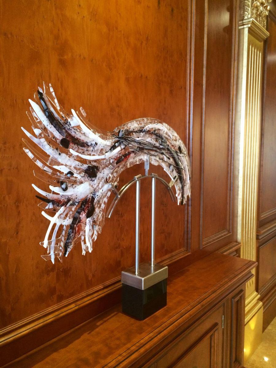 Glass art anneke van den hombergh news events - Clive christian marbella ...